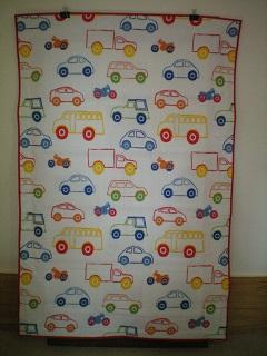 Photo of Nathan Cs quilt