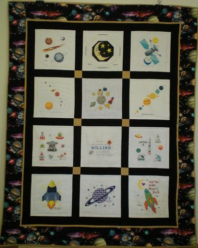 Photo of Williams quilt