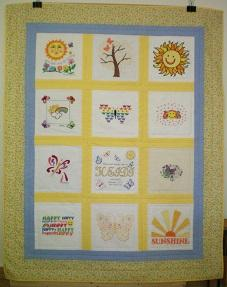 Photo of Heidi Ks quilt