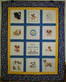Photo of Kiarra-Nicole S s quilt