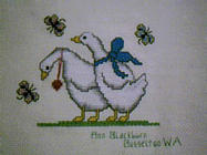 Any child cross stitch category: Birds