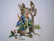 Any child cross stitch category: Animals