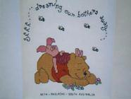 Any child cross stitch category: Cartoons Disney - Pooh