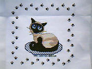 Any child cross stitch category: Animals - Cats & Dogs