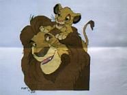 Any child cross stitch category: Cartoons Disney - General